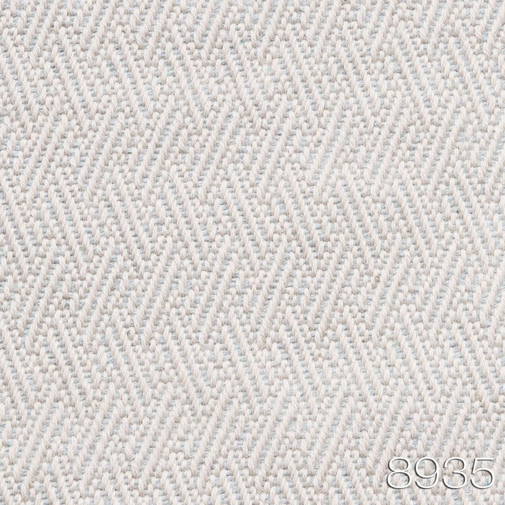 ZIG 8935 - wykładzina w zygzak wełniana