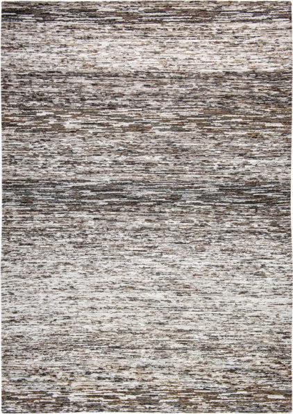 brązowy dywan melanżowy BRINE & BROWN 8888