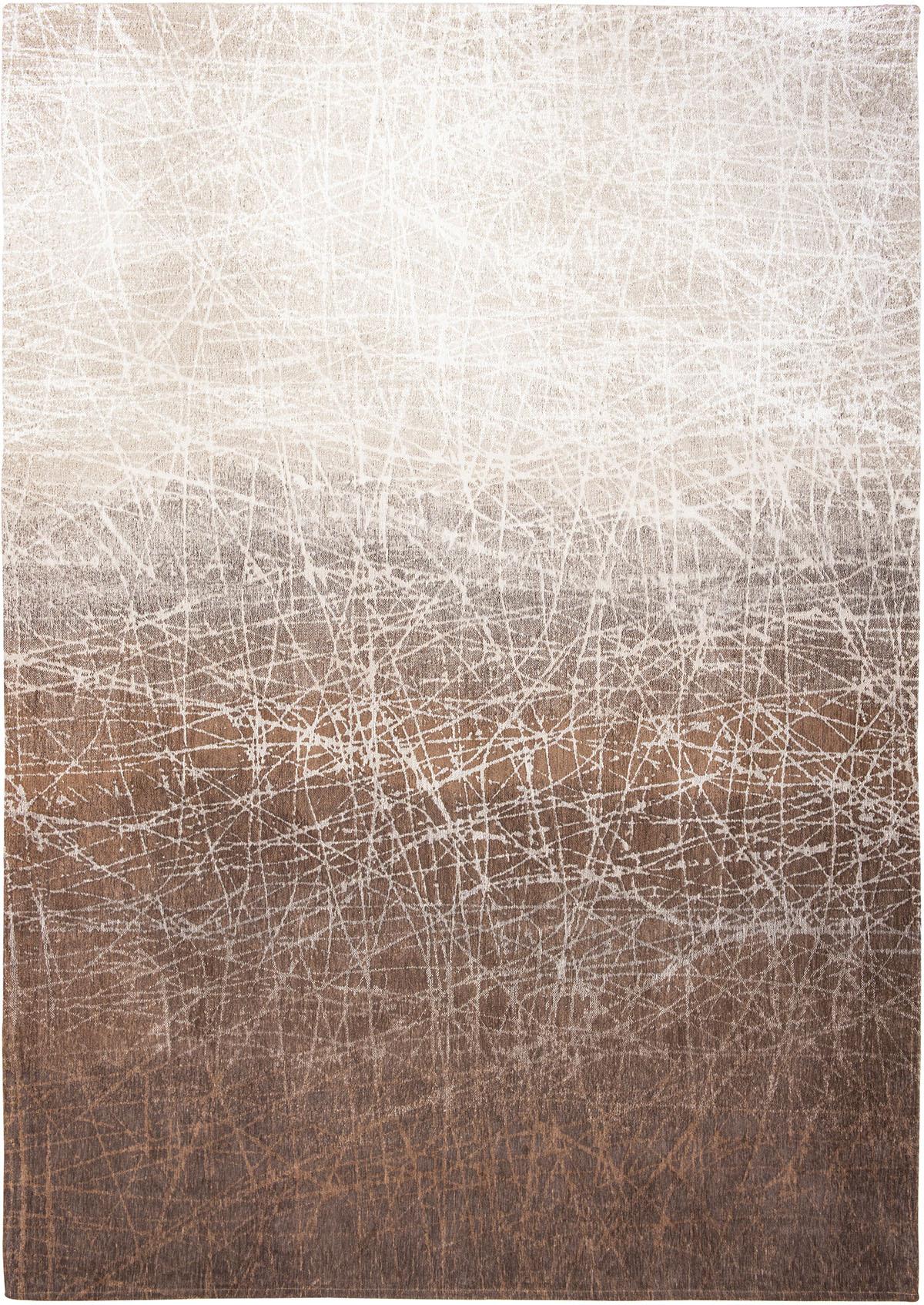 brązowy dywan nowoczesny PECAN FROST 8878
