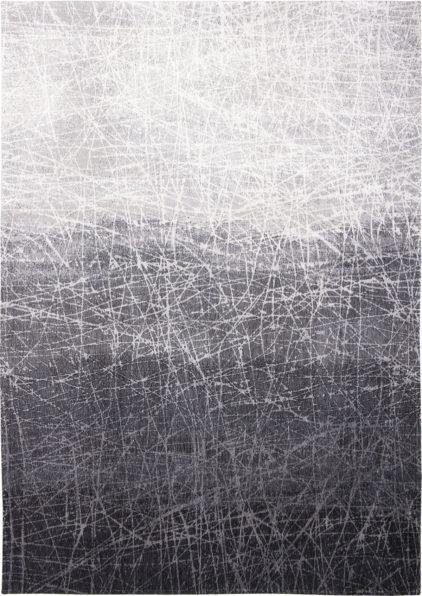 czarny dywan nowoczesny WIND CHILL GREY 8881