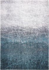 niebieski dywan nowoczesny POLAR VORTEX 8877