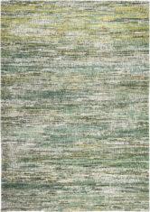 zielony dywan w paski INFINITE GREENS 8874