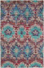 dywan jedwabny Sari Silk TX3420