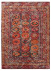 czerwony klasyczny dywan vintage Beshir 54200
