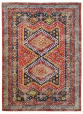 czerwony klasyczny dywan vintage Kashmir 54100