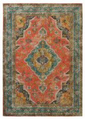 kolorowy klasyczny dywan vintage Bidjar 54000