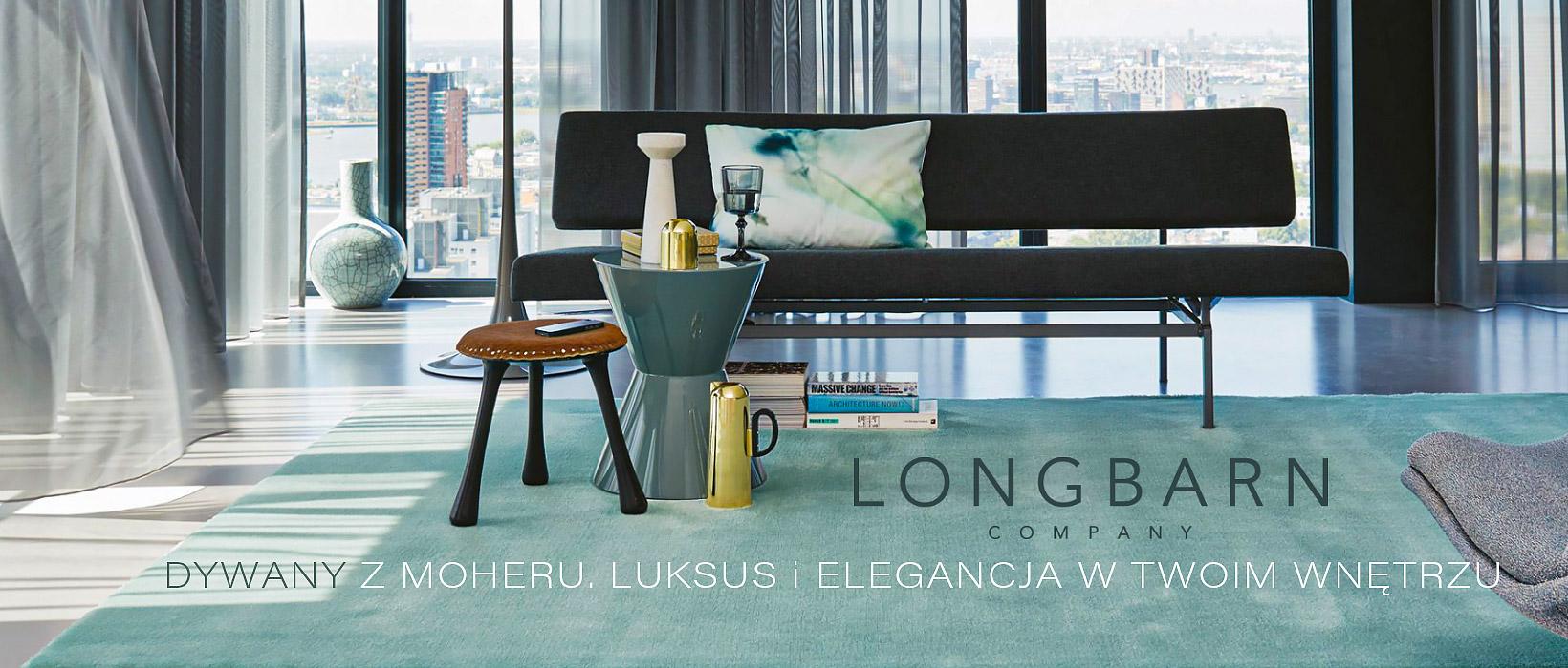 Longbarn- dywany z moheru