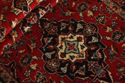 Dywan Perski Keshan 1358493 rozmiar 293x92 cm - zbliżenie