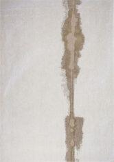 Beżowy Dywan Abstrakcyjny LINARES WHITE 9058
