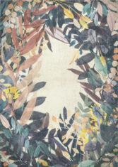Drukowany dywan w kwiaty Estival Fresco 8447