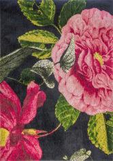 Kolorowy Dywan Kwiatowy INTERFLORAL MULTI 9051