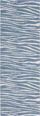 ZEBRA BLUE 21003 widok z gory