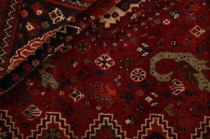 Czerwony Dywan Perski - KASHGHAI 1346865 - zbliżenie
