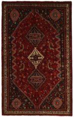 Czerwony Dywan Perski - KASHGHAI 1346865 - widok z góry