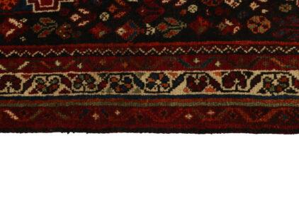Czerwony Dywan Perski - KASHGHAI 1346865 - brzeg dywanu