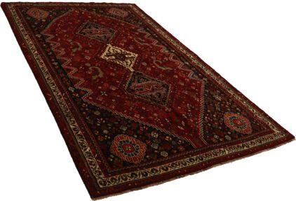 Czerwony Dywan Perski - KASHGHAI 1346865 - perspektywa