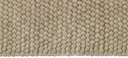 Beżowy Dywan Pleciony - BUBBLES BEIGE R-1902 - brzeg