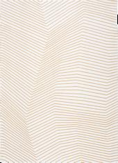 Biały dywan SAN ANDREAS WHITE GOLD 9171 - widok z góry