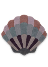 DECOR KIDS SHELL LILAC 141308 widok z góry