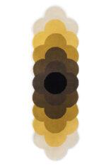 Żółty Chodnik - OPTICAL FLOW DANDELION 061206 widok z góry